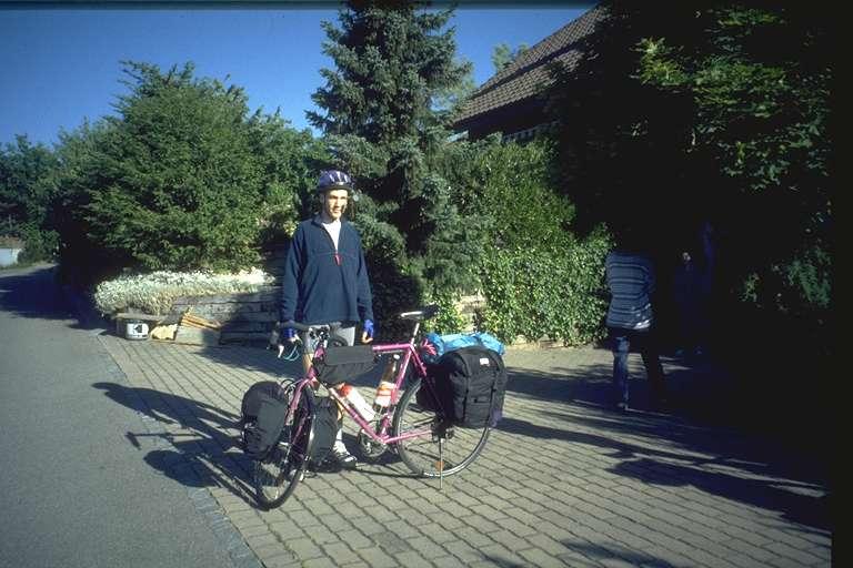 Start in Bolligen: 31.05.1997