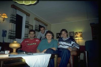 Meine Gastfamilie in Trondheim