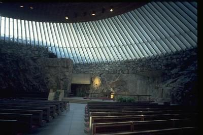 Felsenkirche Helsinki
