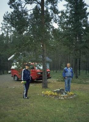 Malin in Schweden