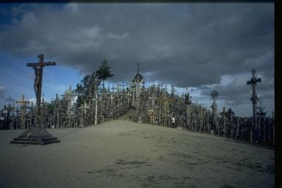 Kreuzhügel bei Siauliai
